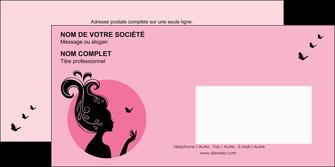 creation graphique en ligne enveloppe cosmetique coiffure coiffeur coiffeuse MLGI21151