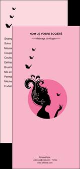 imprimer flyers cosmetique coiffure coiffeur coiffeuse MLGI21153