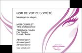 personnaliser modele de carte de visite institut de beaute coiffure coiffeuse salon de coiffure MLIP21327