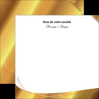 personnaliser modele de flyers texture contexture structure MIF21417