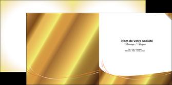 personnaliser maquette depliant 2 volets  4 pages  texture contexture structure MIF21423