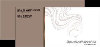 imprimerie carte de correspondance institut de beaute beaute coiffure soin MLGI21433