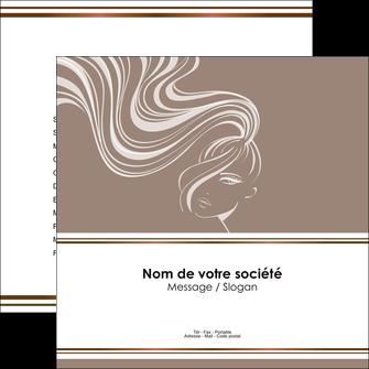 impression flyers institut de beaute beaute coiffure soin MLGI21435