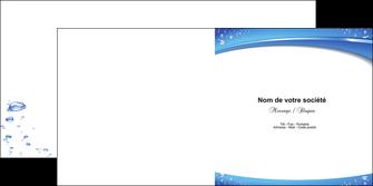 creer modele en ligne depliant 2 volets  4 pages  texture contexture structure MLGI21549