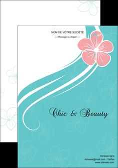 faire modele a imprimer affiche institut de beaute coiffure coiffeuse salon de coiffure MLGI21685