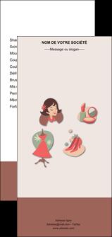 imprimerie flyers cosmetique beaute soins salon de beaute MLGI21855