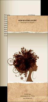 exemple flyers institut de beaute beaute coiffure soin MLGI21953