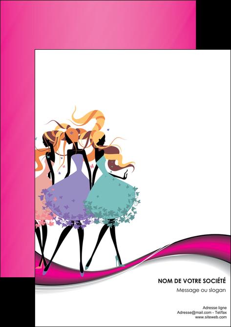 salon flyers