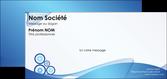 cree carte de correspondance agence immobiliere abstrait design texture MLGI22099