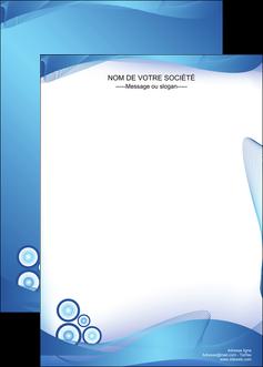 imprimerie affiche agence immobiliere abstrait design texture MIF22103