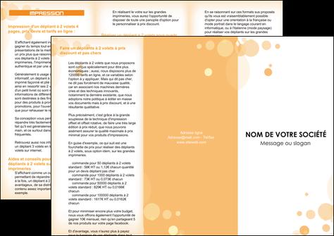 creer modele en ligne depliant 3 volets  6 pages  abstrait design texture MLGI22121