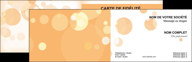 faire modele a imprimer carte de visite abstrait design texture MLGI22137