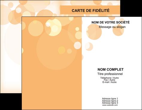 cree carte de visite abstrait design texture MLGI22139