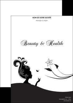 creation graphique en ligne affiche institut de beaute beaute soins detente MLGI22251