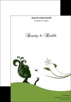 faire flyers institut de beaute beaute coiffure soin MLGI22473