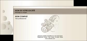 modele carte de correspondance institut de beaute beaute coiffure soin MLGI22675