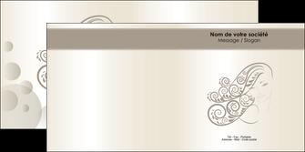 imprimer depliant 2 volets  4 pages  institut de beaute beaute coiffure soin MLGI22679