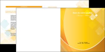 imprimer depliant 2 volets  4 pages  texture contexture structure MID22759