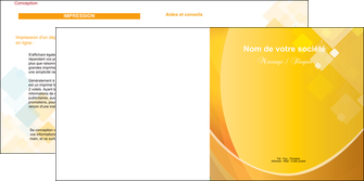 modele en ligne depliant 2 volets  4 pages  texture contexture structure MID22783