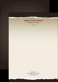 maquette en ligne a personnaliser flyers texture contexture structure MLGI22801