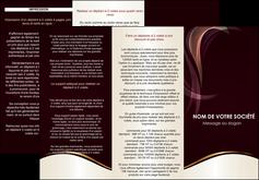 creation graphique en ligne depliant 3 volets  6 pages  texture contexture abstrait MLIG23115
