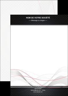 imprimerie flyers contexture abstrait acier MIF23139