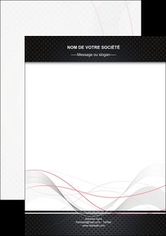 faire modele a imprimer flyers contexture abstrait acier MIF23153