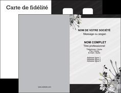 exemple carte de visite fleuriste et jardinage fleurs fleuriste jardin MLGI23433
