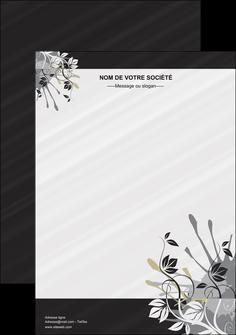 imprimerie affiche fleuriste et jardinage fleurs fleuriste jardin MLGI23441