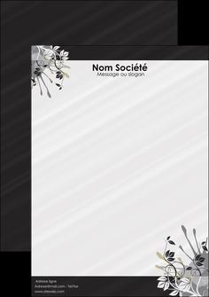 exemple tete de lettre fleuriste et jardinage fleurs fleuriste jardin MLGI23445