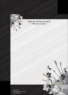 faire affiche fleuriste et jardinage fleurs fleuriste jardin MLGI23447