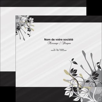 Impression imprimer prospectus Fleuriste & Jardinage imprimer-prospectus Flyers Carré 14,8 x 14,8 cm