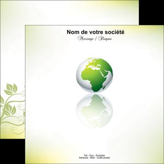 exemple flyers paysage nature nature verte ecologie MLGI23545