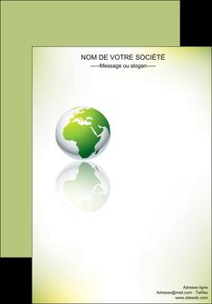 faire modele a imprimer affiche paysage nature nature verte ecologie MLGI23547