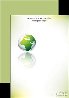 modele en ligne affiche paysage nature nature verte ecologie MLGI23551