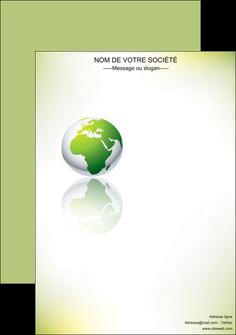 modele en ligne affiche paysage nature nature verte ecologie MLGI23553