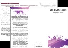 imprimerie depliant 3 volets  6 pages  peinture texture contexture structure MLGI23735