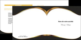 impression depliant 2 volets  4 pages  texture contexture structure MLGI23823