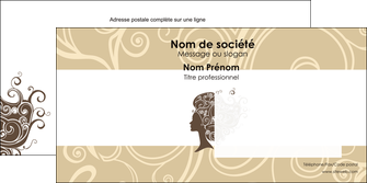 imprimerie enveloppe institut de beaute beaute coiffure soin MLGI24219