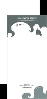 creation graphique en ligne flyers institut de beaute coiffure salon de coiffure beaute MLGI24249