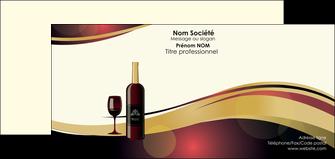 maquette en ligne a personnaliser carte de correspondance vin commerce et producteur vin vignoble bouteille de vin MLIG24293
