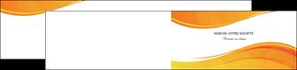 faire depliant 2 volets  4 pages  texture contexture structure MLGI24411