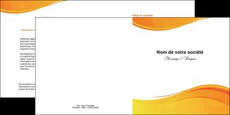cree depliant 2 volets  4 pages  texture contexture structure MLGI24429