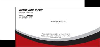 imprimerie carte de correspondance structure contexture design simple MLGI24571