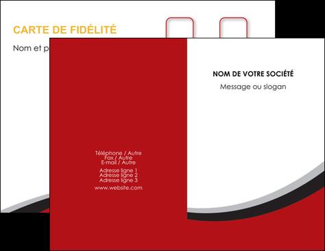 Personnaliser Modele De Carte Visite Structure Contexture Design Simple MLGI24575