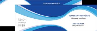 Impression carte visite en pelliculage  Carte commerciale de fidélité carte-visite-en-pelliculage Carte de visite Double - Paysage