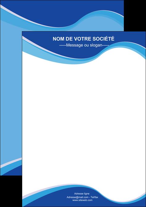 personnaliser modele de flyers texture contexture structure MLGI24903