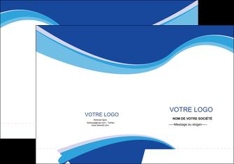 imprimerie pochette a rabat texture contexture structure MIF24909