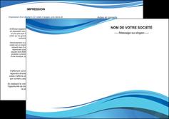 personnaliser modele de depliant 2 volets  4 pages  texture contexture structure MLGI25003