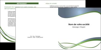 faire modele a imprimer depliant 2 volets  4 pages  texture contexture structure MIF25203